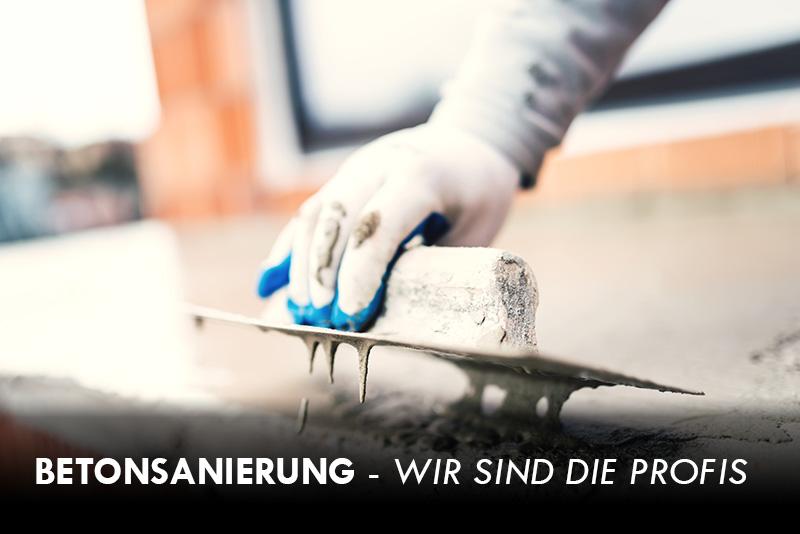 Betonsanierung Ludwigsburg
